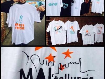 T-shirt MAI'tallurgie
