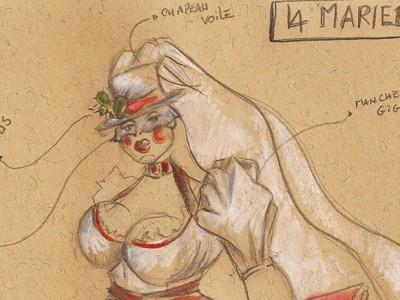 Atelier costumes Créad'ames